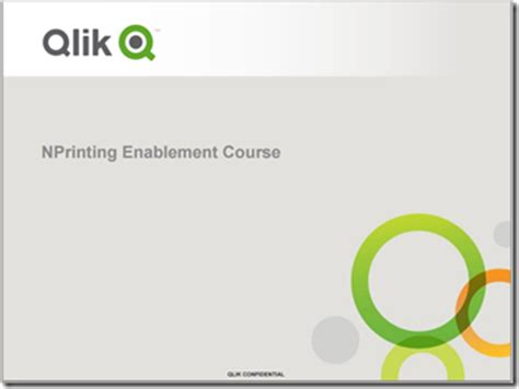 qlikview tutorial step by step pdf qlikview nprinting技術情報リンク集