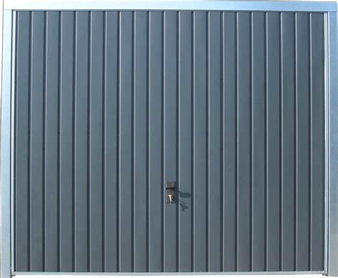porte garages porte de garage basculante grise h200xl240 bricoman