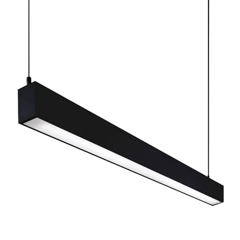 Slik Suspension A Single Pendant Luminaire With Diffused Pendant Fluorescent Light Fixtures