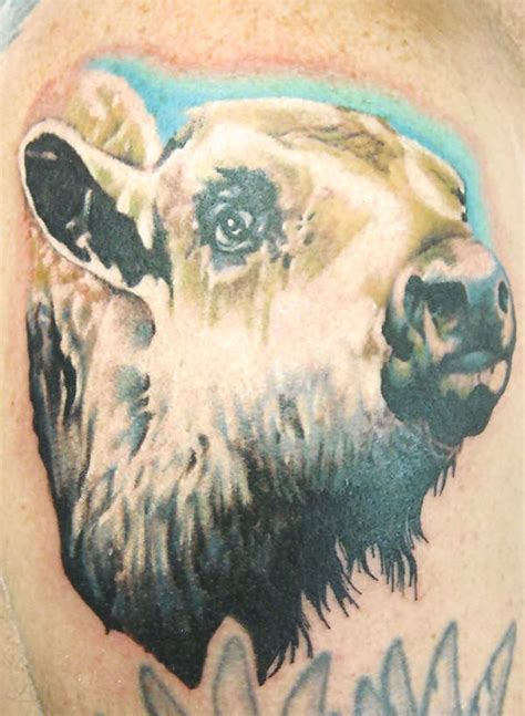 white buffalo tattoo buffalo pictures to pin on tattooskid