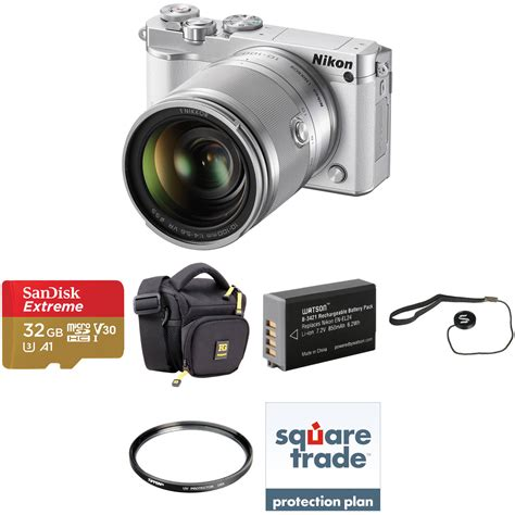 nikon 1 j5 mirrorless digital with 10 100mm lens deluxe