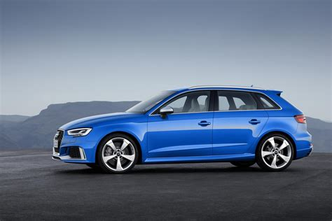 audi rs3 sport new audi rs3 sportback names its price by car magazine