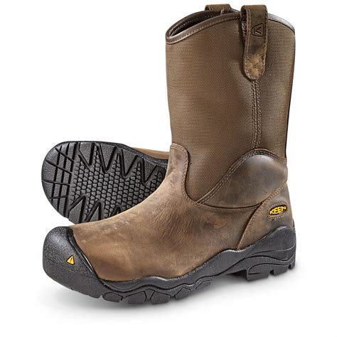 keen work boots for keen utility louisville wellington work boots 652993