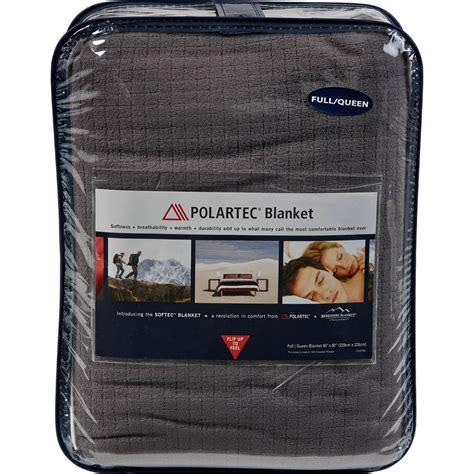Polartec Decke by Berkshire Blanket Polartec Softec Microfleece