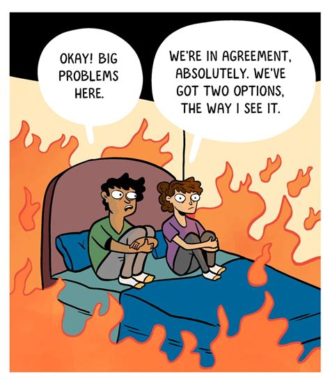 the house is on fire so your house is on fire by matt lubchansky