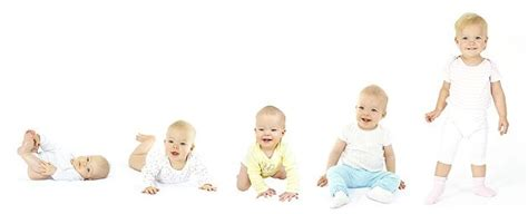wann krabbeln kinder entwicklung des baby in den ersten monaten