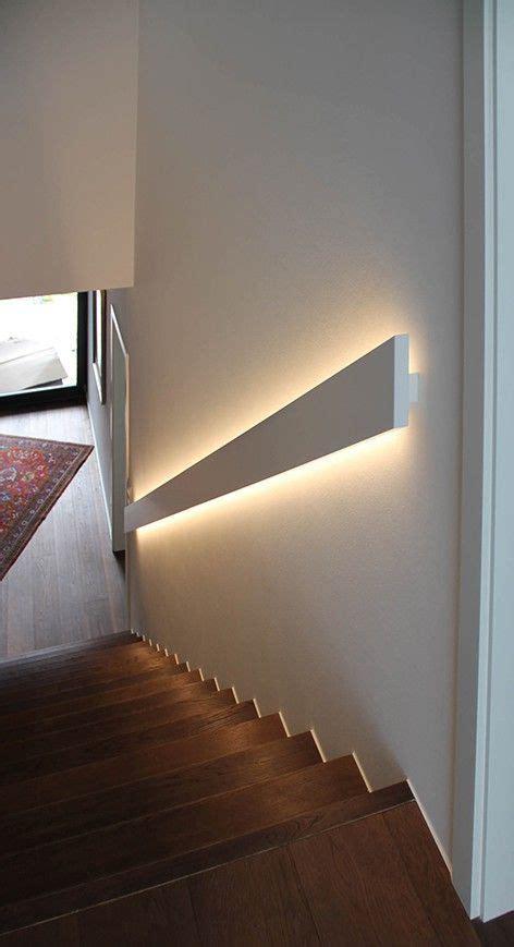 die besten 25 len treppenhaus ideen auf - Beleuchtung Im Handlauf