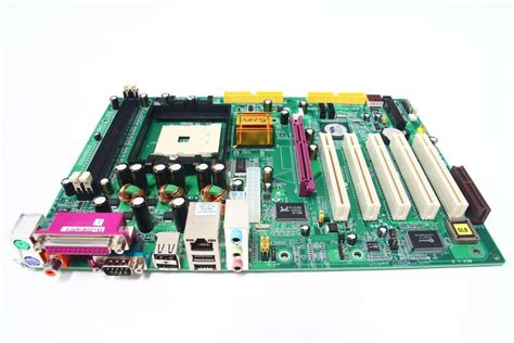 Sockel 754 Mainboard by Epox Ep 8hdaipro Atx Computer Motherboard Amd Sockel Socket 754 Agp Ddr1 Sata 819366002968 Ebay