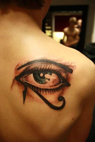 eye of horus tattoo design eye of horus tattoos on eye of horus