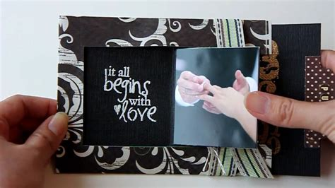 how to make pull out cards wedding anniversary pull out card