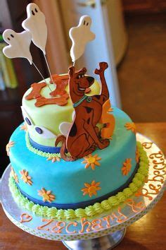 funny cup cake 1597 molly s 5th bday on pinterest scooby doo birthday party