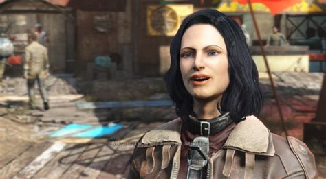 gallery of fallout 3 hair styles hair and face models fallout 4 mods