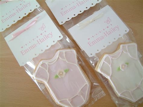 cookie favors for baby shower pin by elizabeth borman on pretty packaging