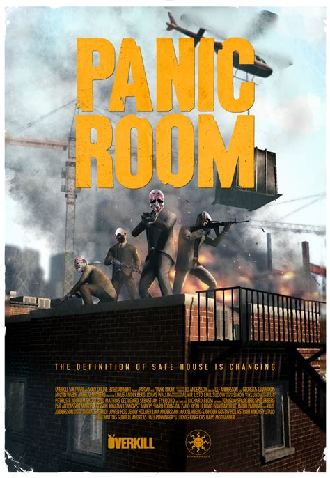 Panic Room   Payday Wiki   FANDOM powered by Wikia