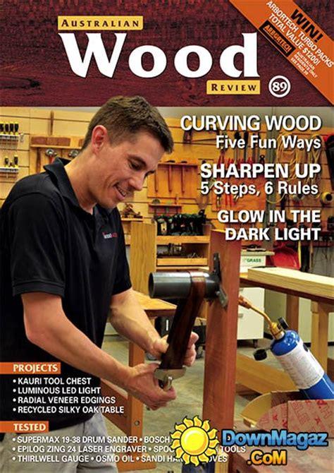 australian woodworker magazine australian wood review issue 89 2015 187 pdf