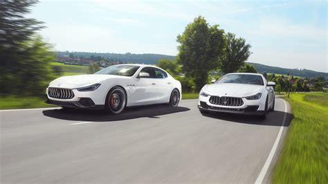 Maserati Ghibli S Horsepower by Novitec Tridente Cranks The Maserati Ghibli S Up To 494