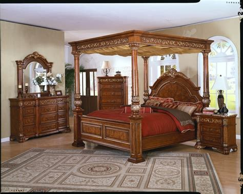Master Bedroom Furniture Sets by Master Bedroom Set King Canopy Bed Sets Furniture