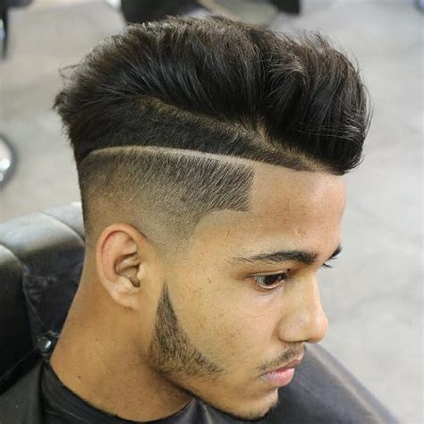 boys haircuts with stripes 35 stylish hard part haircut ideas choose yours
