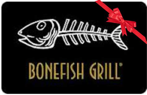Bonefish Grill Gift Card - 12 days of bonefish grill 75 gift card giveaway 4 winners everyday shortcuts