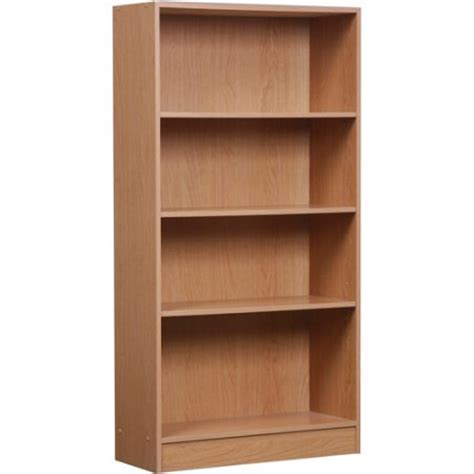 With Shelves 4 shelf bookcase finishes walmart