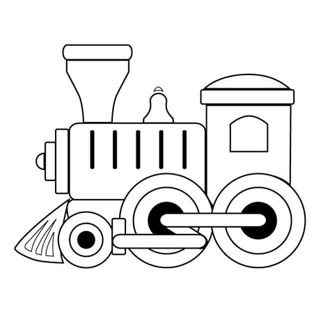 choo choo train coloring pages cliparts co