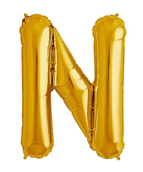 mylar letter balloons mylar 34 quot gold balloon 1507