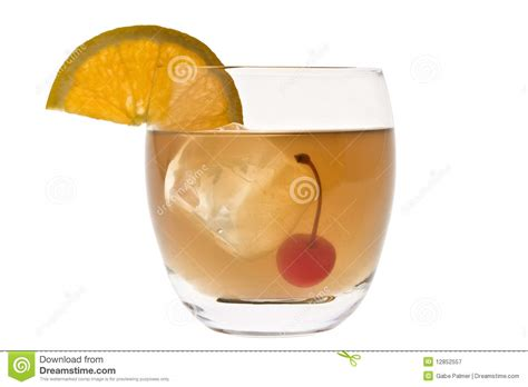whiskey cocktail photography whiskey sour cocktail on a white background stock image