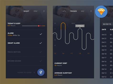 plone app layout viewlets interfaces sleepbot ios ui sketch freebie download free resource