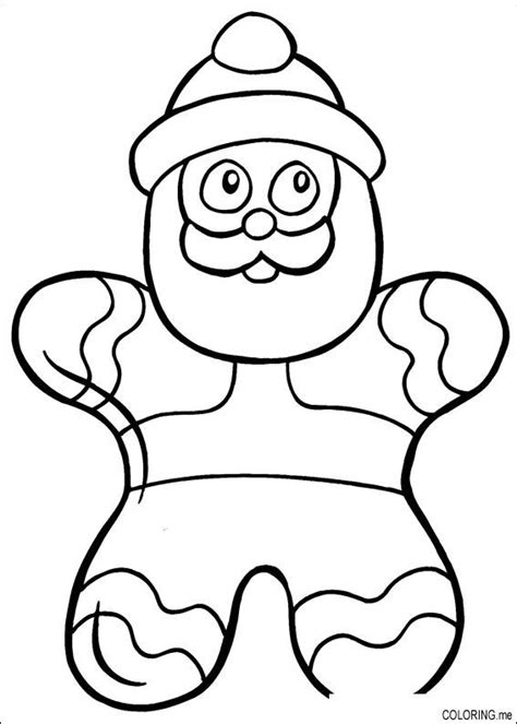 christmas cake coloring pages coloring page christmas santa cake coloring me