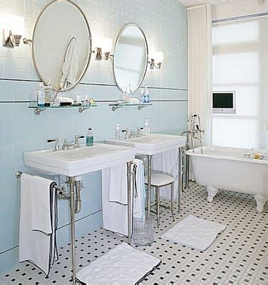 Fashioned Bathrooms by Fashioned Bathroom With Black White Tiles Clawfoot