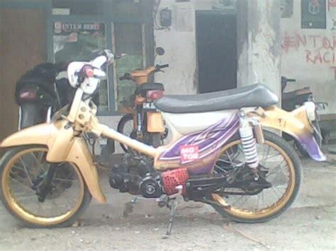 Lu Projie Buat C70 honda c 70 versi mad motor ambulu comunity