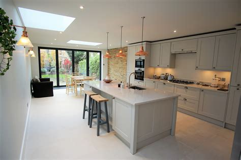 Side Kitchen by The Kitchen Extensions Company