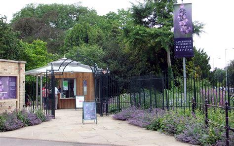 Botanical Garden Cambridge Cambridge Botanic Garden Collection