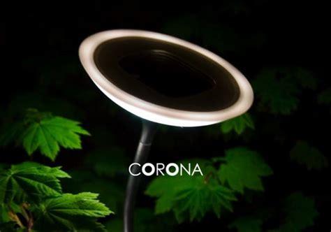 corona solar light corona solar light inhabitat green design innovation