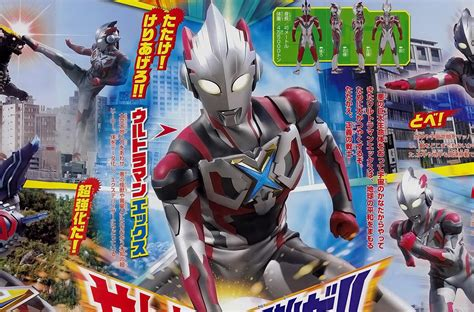 ultraman x film 2016 ultraman x the movie trailer delivers one full minute of