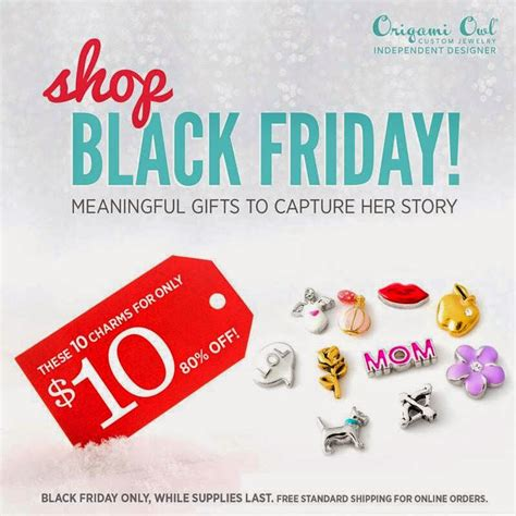 Origami Owl Shipping Cost - wait what who where origami owl black friday specials