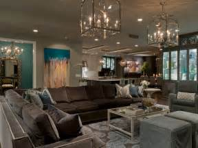 Houzz Home Design Decor by Austonian Luxury Condo Contemporary Living Room