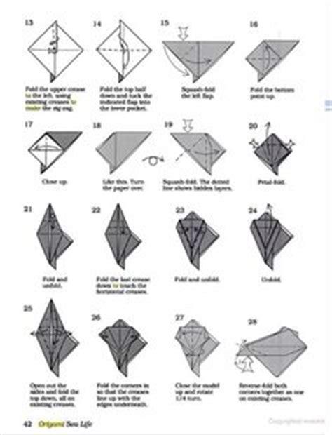 Origami Killer Whale - origami origami dinosaur