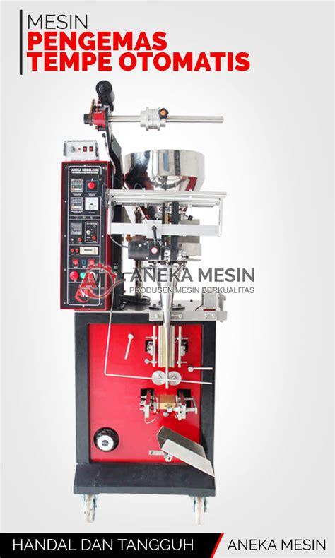 Mesin Packaging Otomatis mesin pengemas butiran mesin pengemas packing sachet