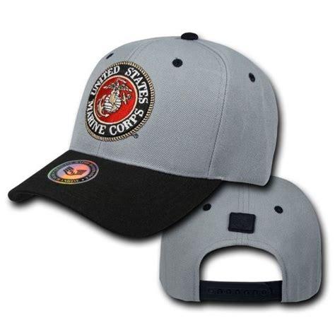 gray united states us marines corps usmc marine baseball