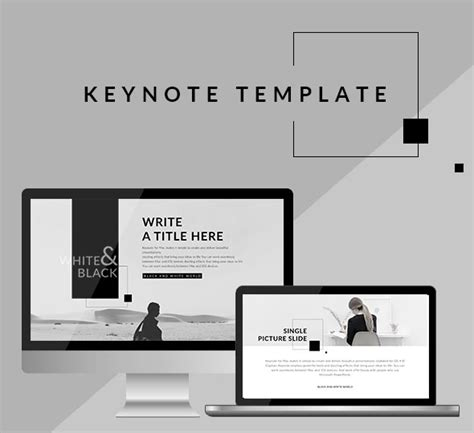 brochure template keynote 25 best simple keynote templates web graphic design