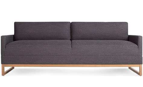 diplomat modern sleeper sofa the diplomat sleeper sofa hivemodern