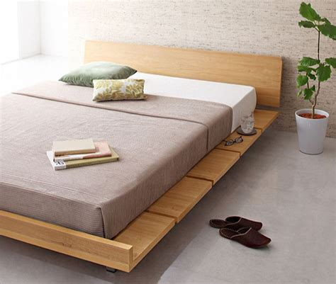 bed frame designs 25 best ideas about minimalist bed on pinterest