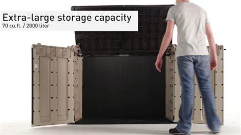keter store   ultra keter garden storage box