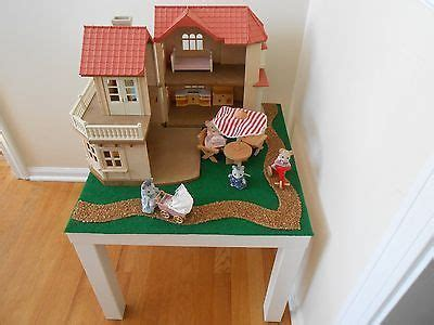 calico critters play table 296 best images about calico creative on