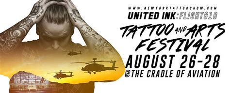 tattoo expo cradle of aviation longisland com s 2016 august family fun guide family