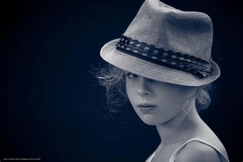 wallpaper girl cap download wallpaper cap girl mood free desktop wallpaper
