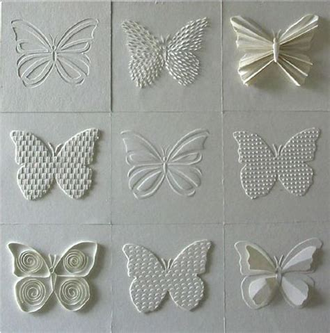 Papercraft Techniques - amazing paper cards sts punches and techniques