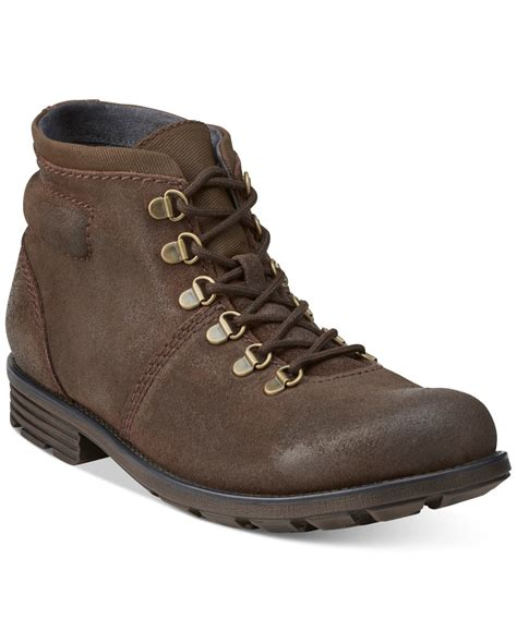 Shoes Clarks Boots Brown lyst clarks s darian heath boots in brown for