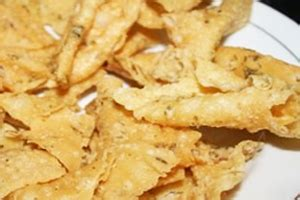 Kerupuk Bawang Putih resep cara membuat kerupuk bawang putih renyah resep